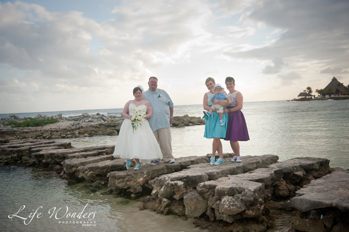 Catalonia Yucatan Beach Wedding