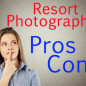 resort-photographers-pros-cons