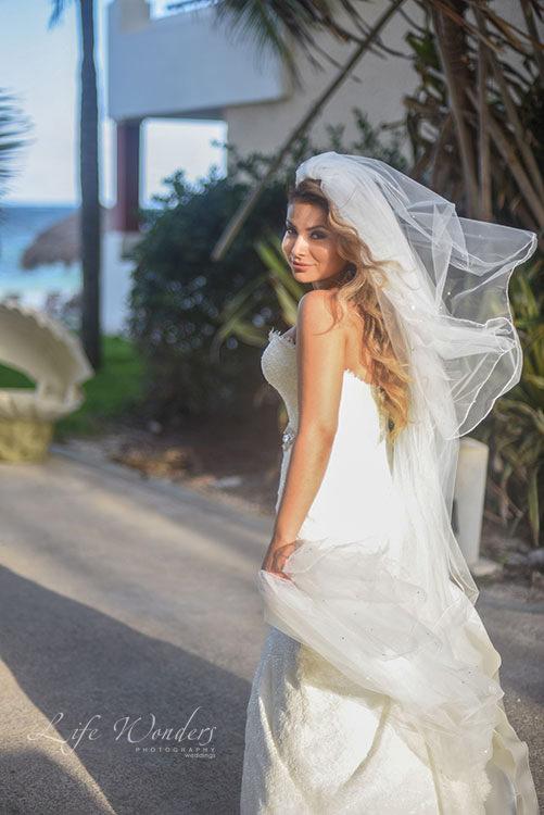 Now Sapphire Cancun Wedding