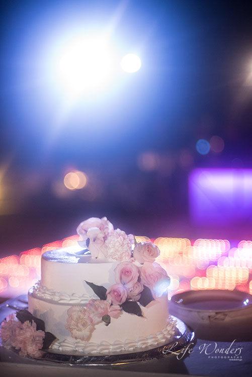 Wedding cake in Now Sapphire Resort