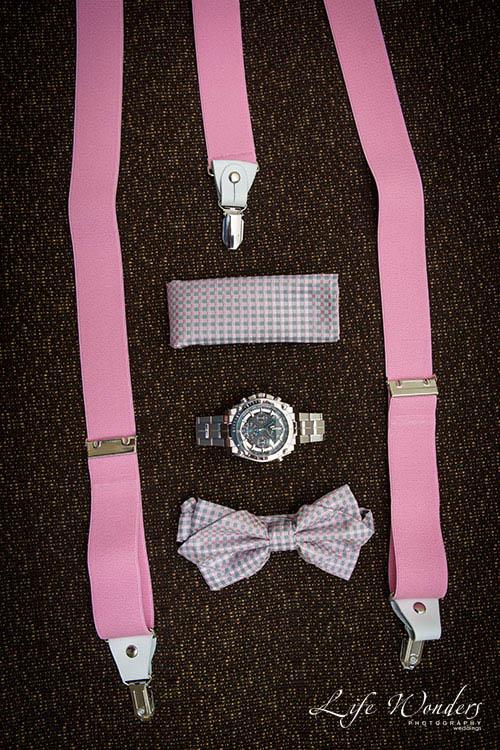 Groom accesories