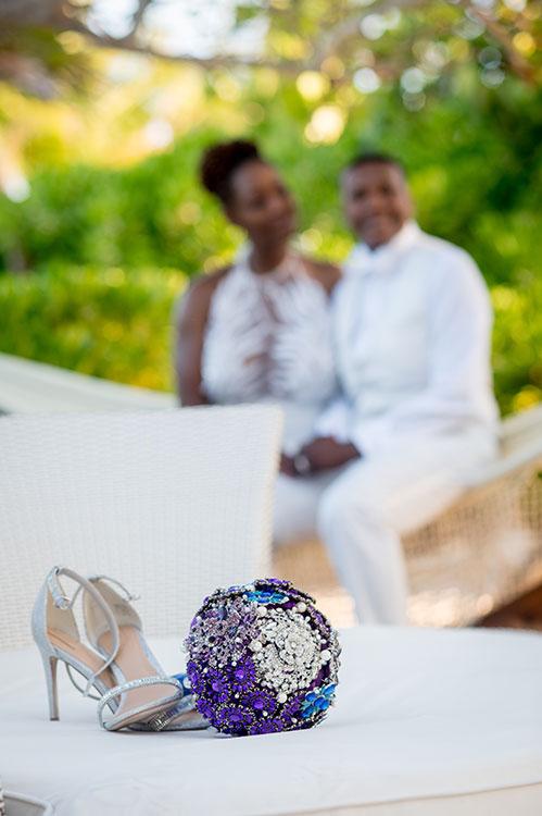 photo session in vidanta wedding
