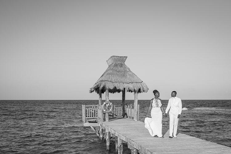 wedding portrait in vidanta