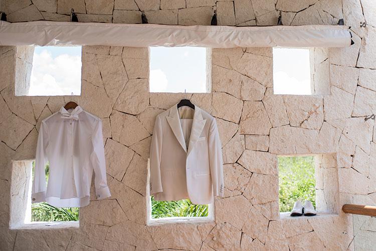 wedding attire for beach