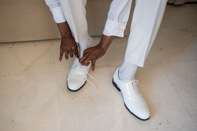Elaine wedding shoes