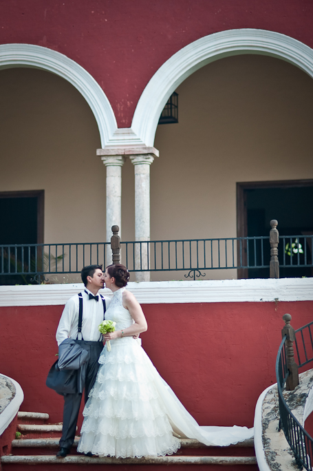 hacienda Temozon destination wedding
