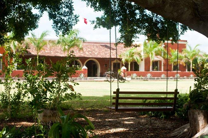 Hacienda Dzibikak - Merida, Yucatan, Mexico