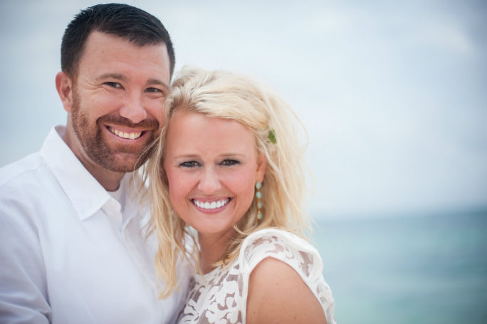 The Royal Playa del Carmen Wedding Portraits | Rebekah & Eli