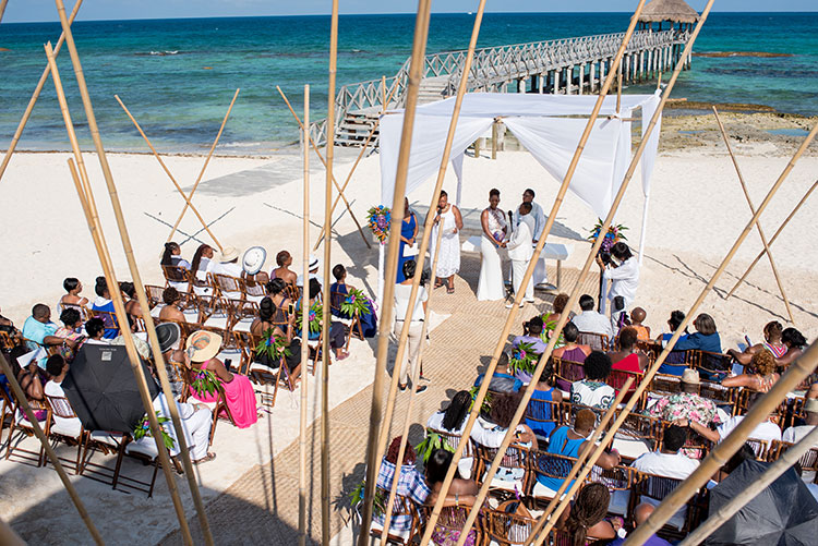 vidanta riviera maya wedding