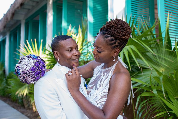 vidanta wedding portraits