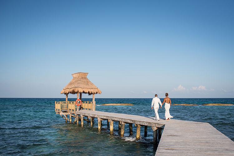 wedding in vidanta riviera maya