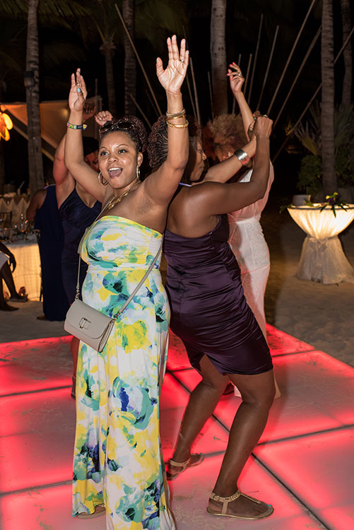 party in vidanta riviera maya