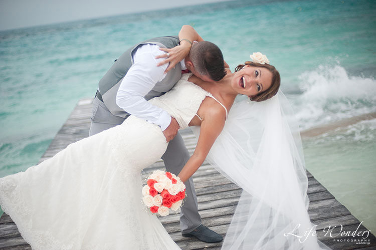 Riu Palace Cancun wedding photographer