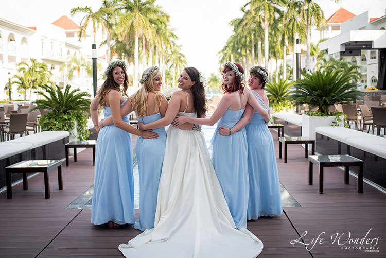 Riu Palace Playacar wedding