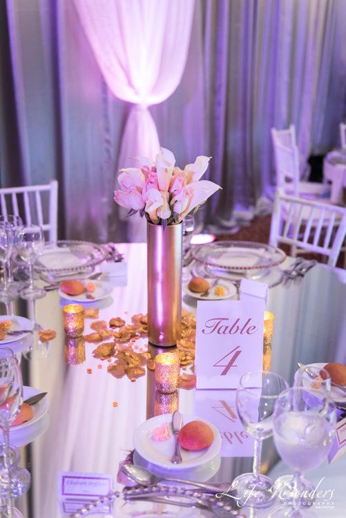 wedding elegant table setting