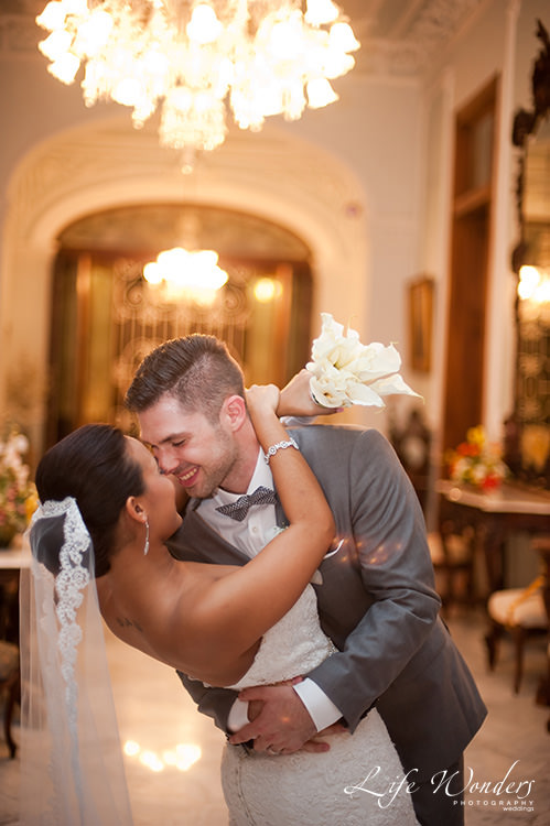 merida wedding bride and groom timeless moment