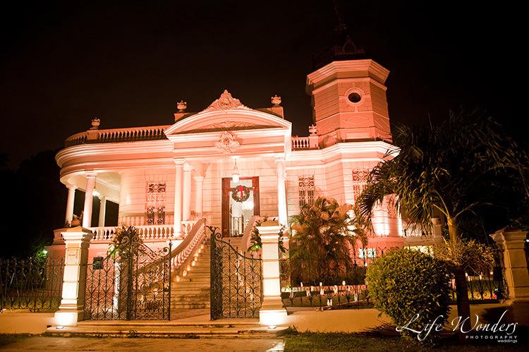 merida wedding location