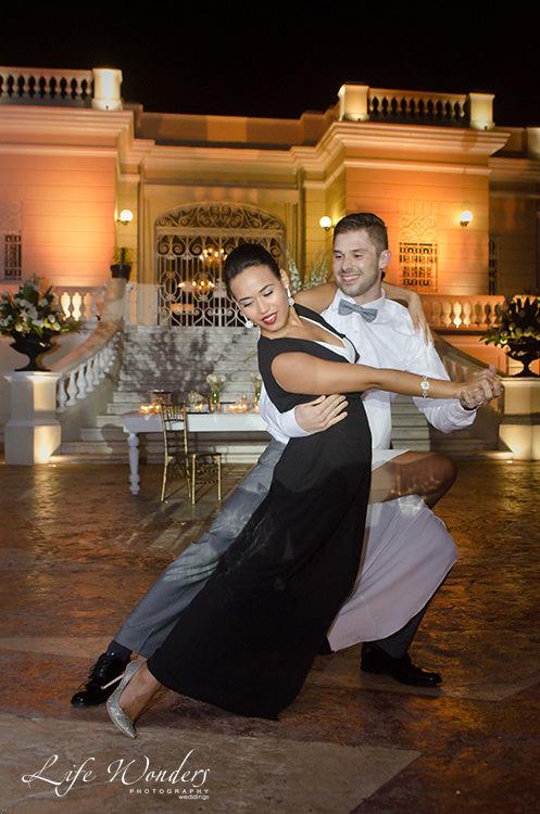 merida wedding reception dance